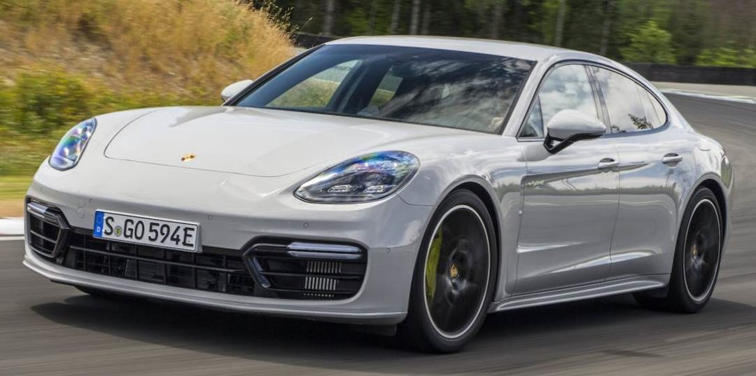 Porsche Suspension Recall