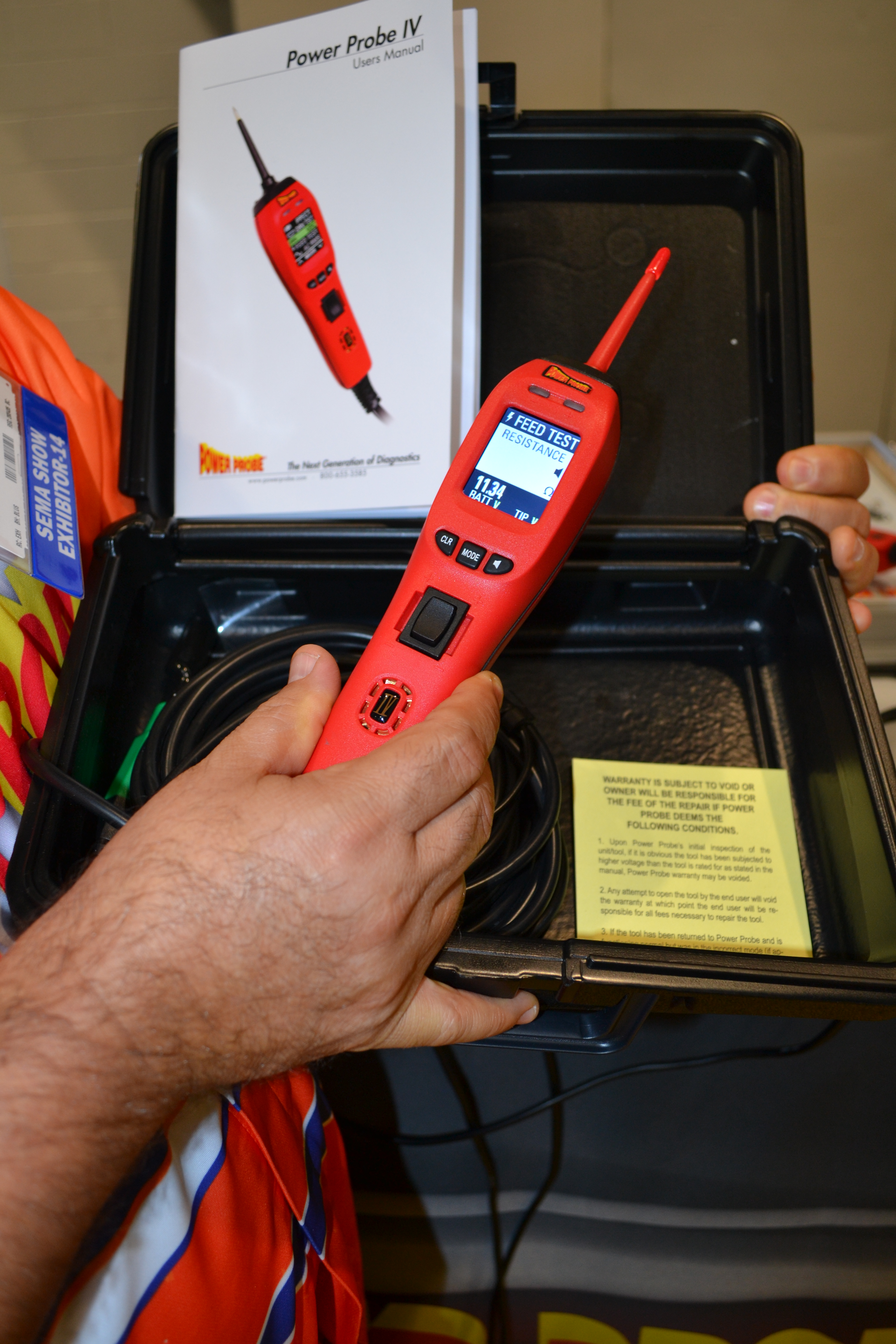 Power Probe introduces next generation circuit tester