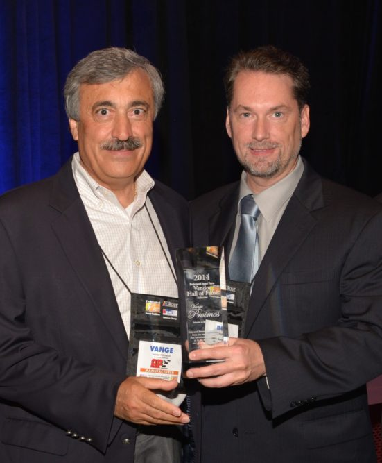 Proimos inducted into Federated Vendor Hall of Fame