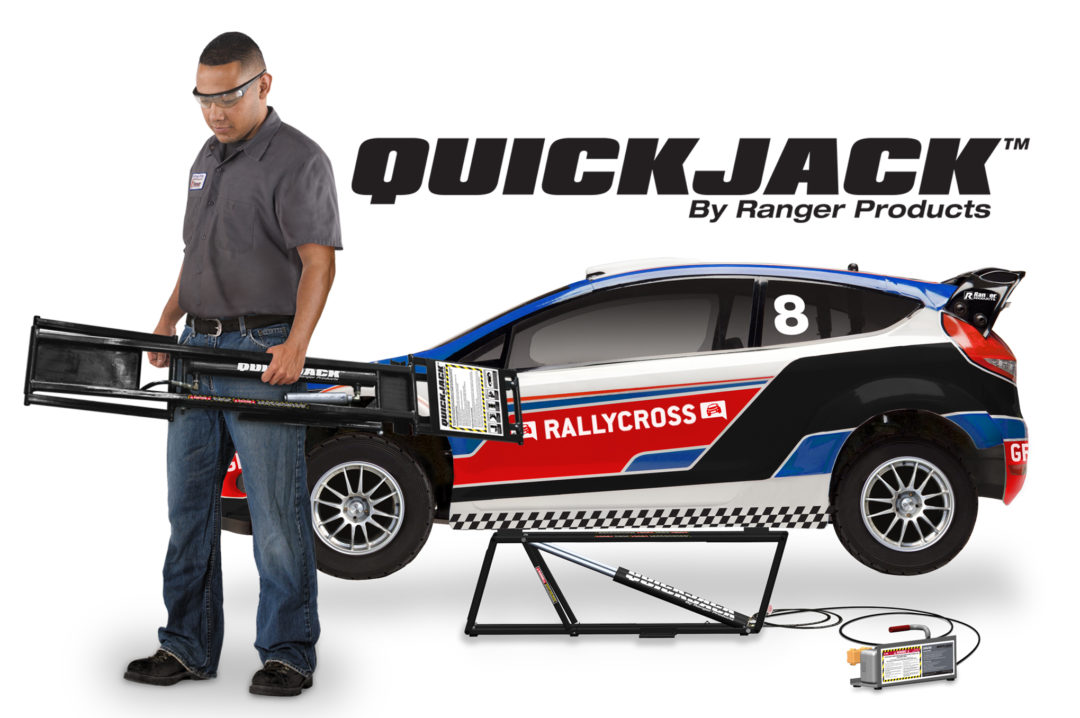 Ranger Articles QuickJack 3,500-lb. portable jack system