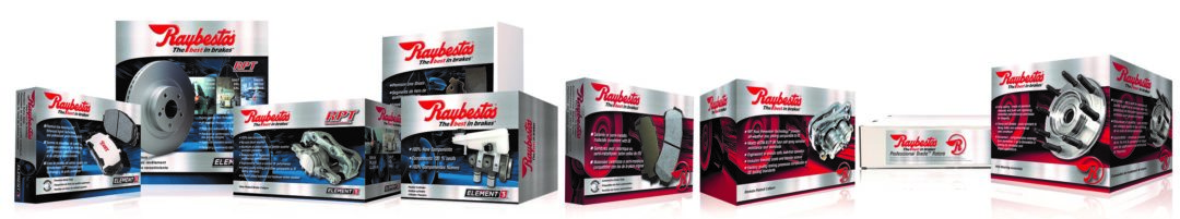 Raybestos Adds European Coverage to Brake Pads