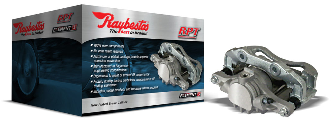 Raybestos Expands Element3 Caliper Coverage