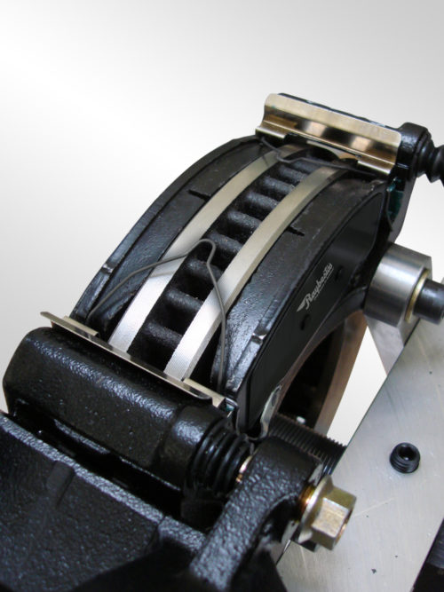 Raybestos offers drag reduction clips