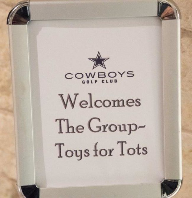Record $350,000 Raised by 'The Group' for Toys for Tots
