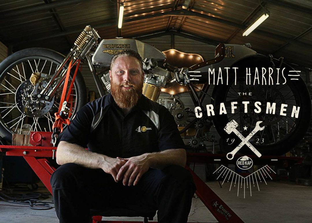 Red Kap adds custom builder to Craftsmen video series