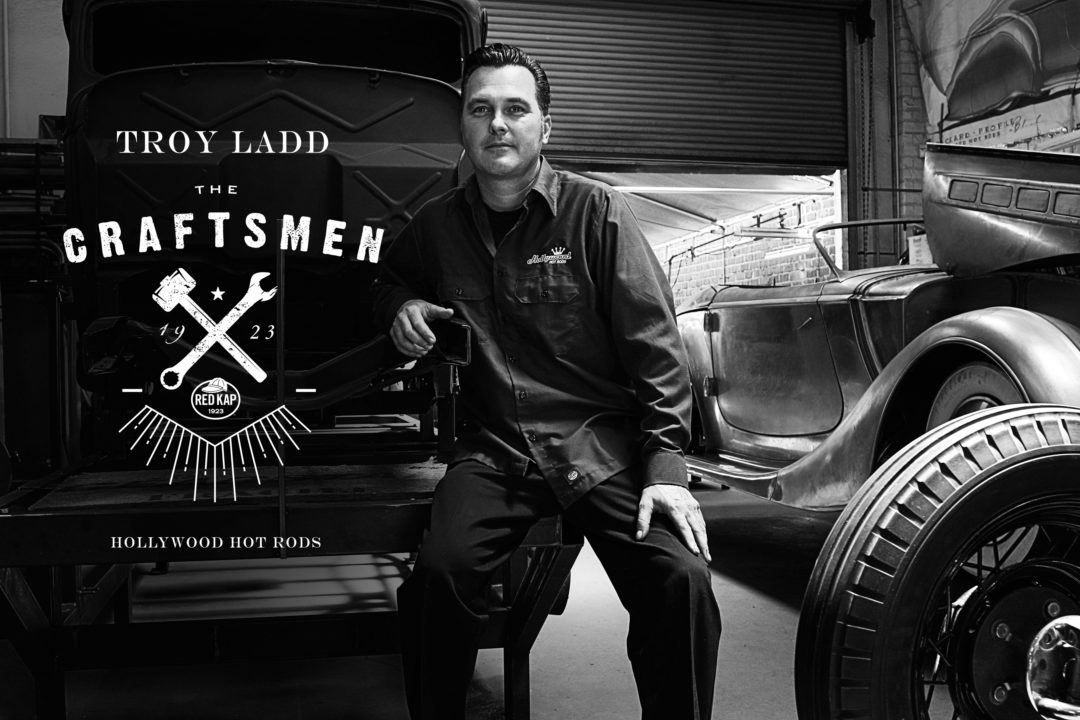 Red Kap adds Troy Ladd to Craftsmen video series