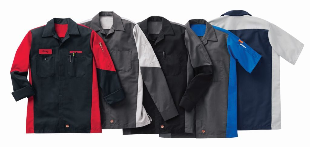 Red Kap Has Durable Crew Shirt for Techs