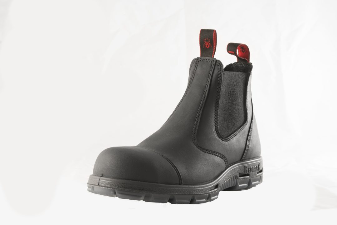 Redback USA boots provide protection for workers