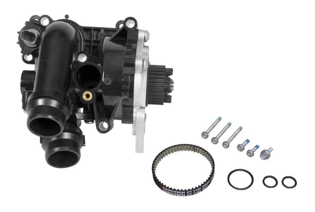 Rein/Dolz Water Pumps Are Backed by 4-Year/50,000-Mile Warranty