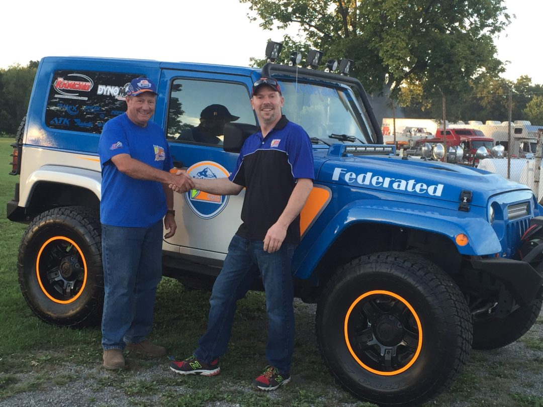 Renovation of Federated Jeep to Air on Two Guys Garage