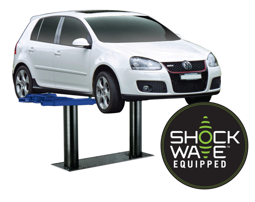 Rotary Shockwave for SmartLift inground lifts