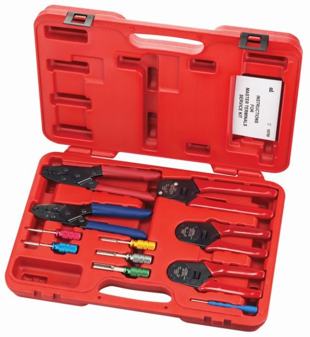 S & G Tool Aid Has New Master Terminals Service Kit