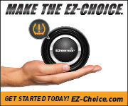 Schrader's 'Make the EZ-Choice' campaign helps shops choose TPMS