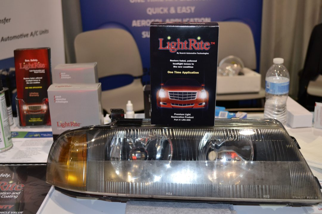 Search Automotive Technologies makes headlight restoration easy