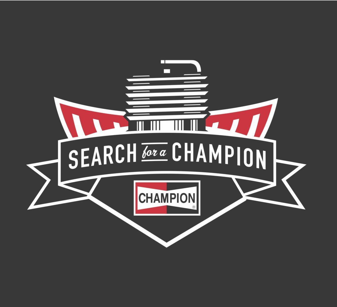 'Search for a Champion' contest awards race sponsorships