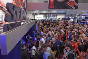 SEMA Wants Input on Plans for 2020 SEMA Show