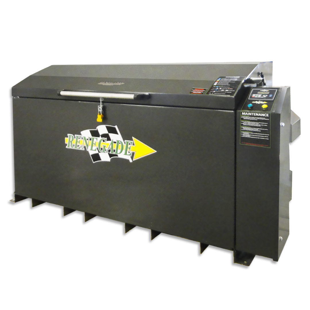 Service Line Offers Renegade Parts Washer