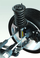 Servicing Suspension Struts Requires Attention to Detail
