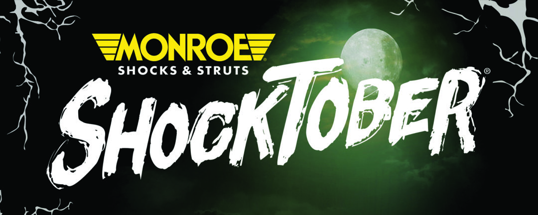 Shocktober campaign promotes Monroe and Rancho ride control products