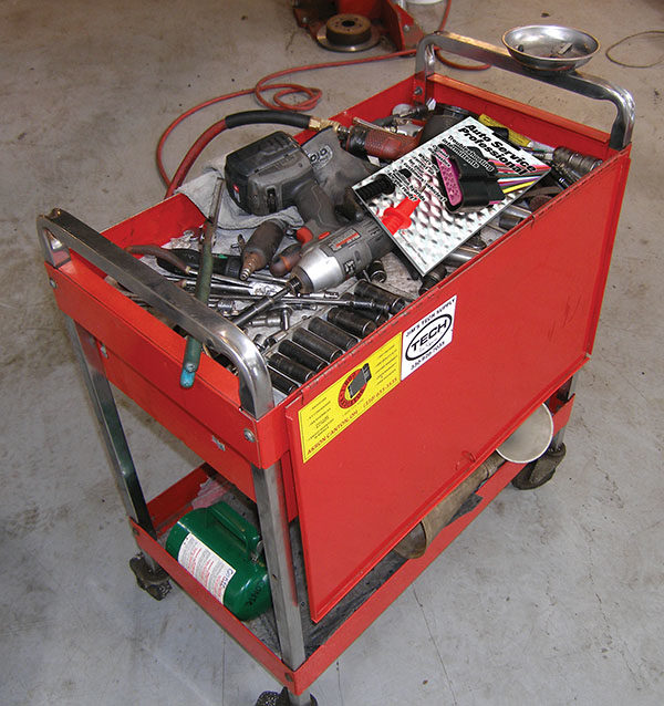 Shop Equipment: Lifts, Tools and Accessories
