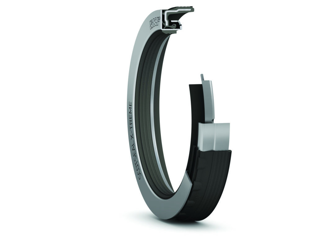 SKF Introduces Wheel-End Seal for Drive, Steer and Trailer Axles