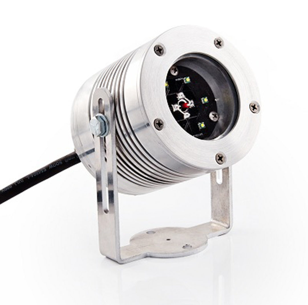 Small form factor Class 1 Division 2 LED light from Larson