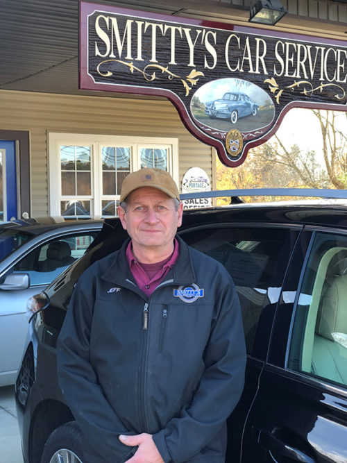 Smitty's Car Service: Up-to-Date Service With a Small-Town Flavor