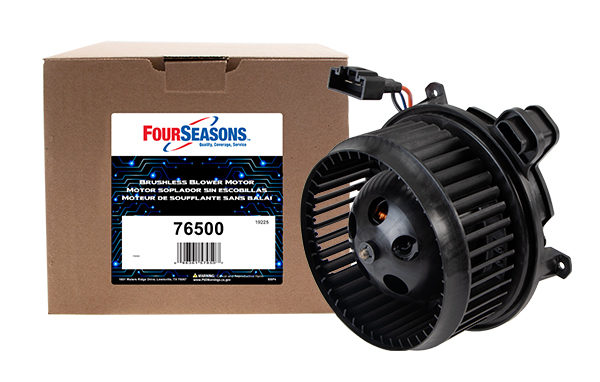 SMP Adds Brushless Direct Current Motors to Four Seasons Brand