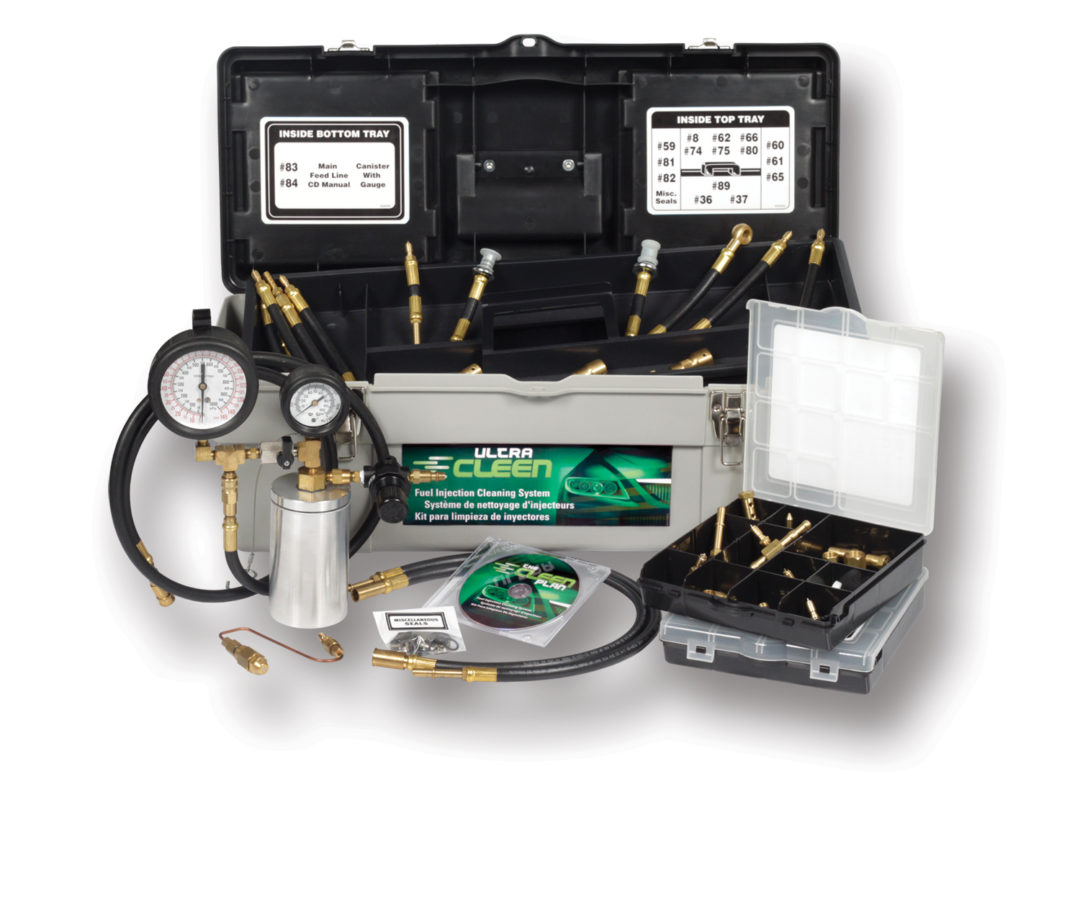 SMP enhances Ultra Cleen Fuel System Cleaning Kit