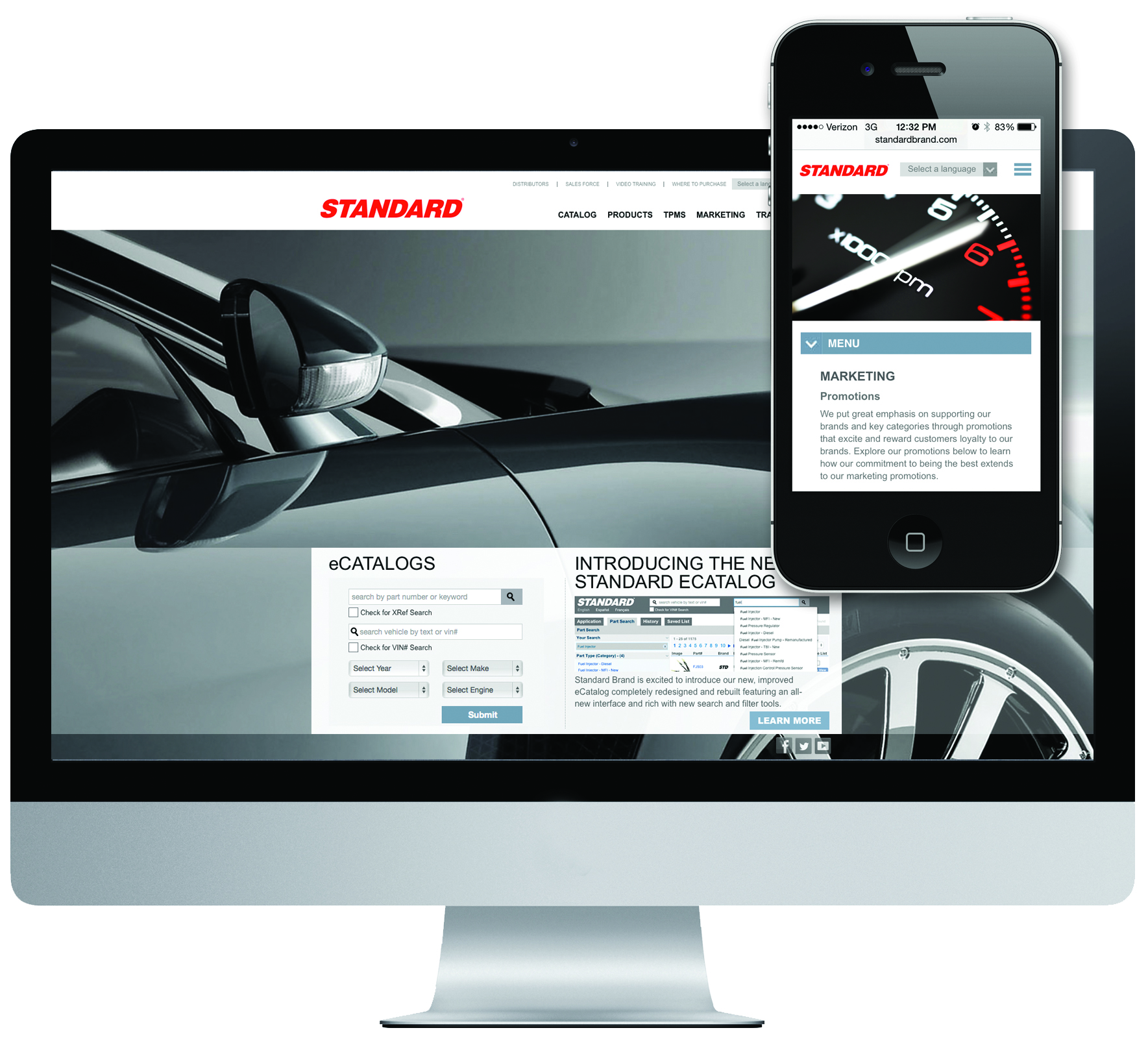 SMP redesigns brand website to deliver more content and features to any device
