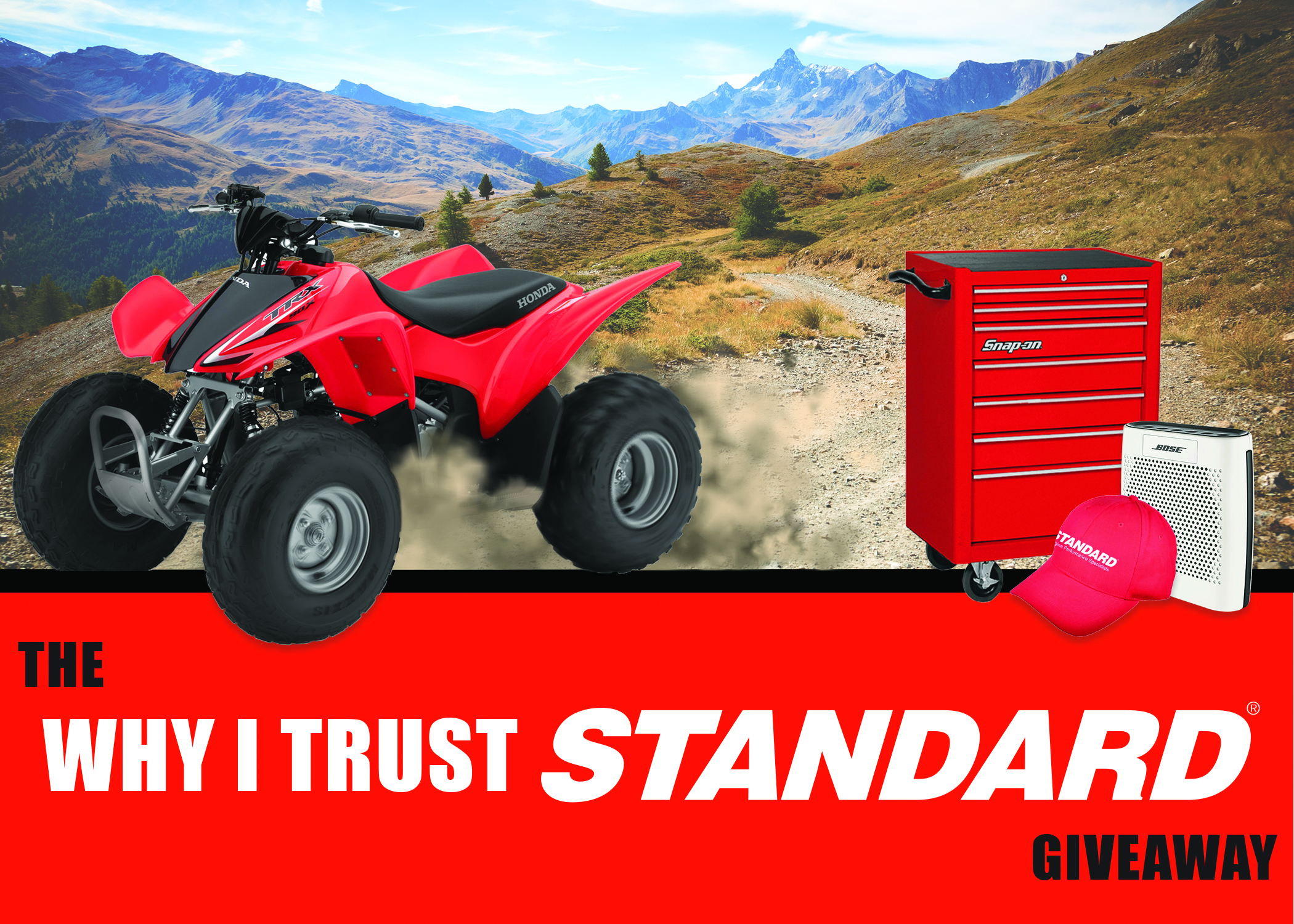SMP to Award Over $10,000 in Prizes in 'Why I Trust Standard' Giveaway
