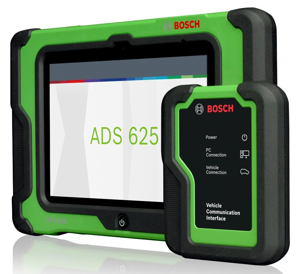 Software Update Expands Coverage of Bosch ADS Scan Tools
