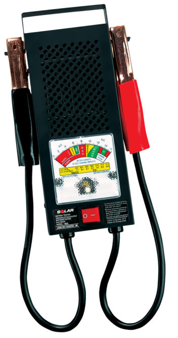 SOLAR 1852 100-amp fixed load battery tester