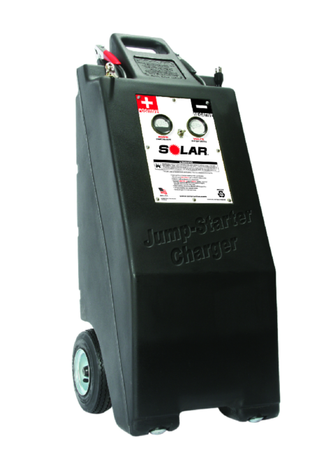 SOLAR 3001 12-volt commercial jump starter with air