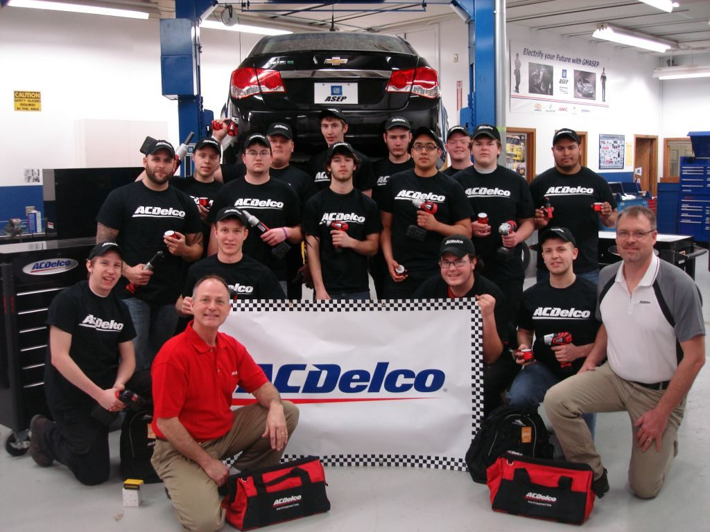 Southeast Community College Wins ACDelco Social Media Challenge