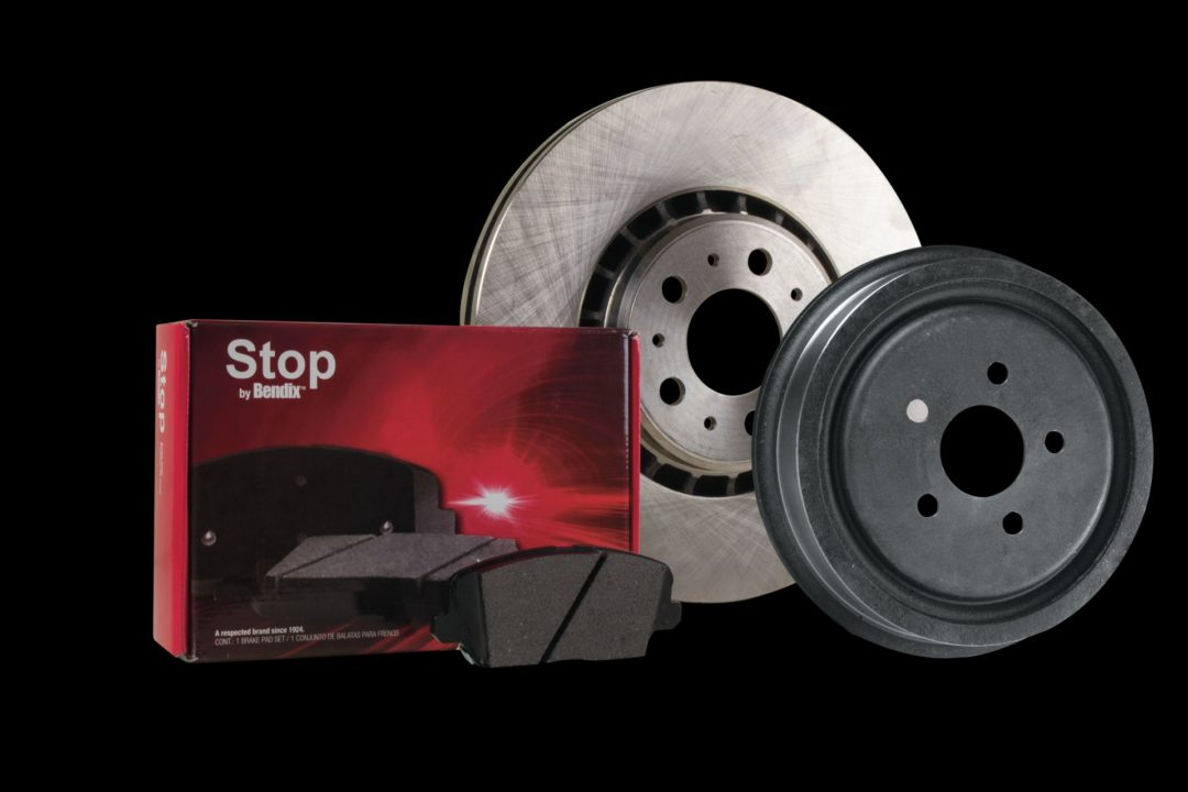 Stop by Bendix Article Line Covers All Makes and Models