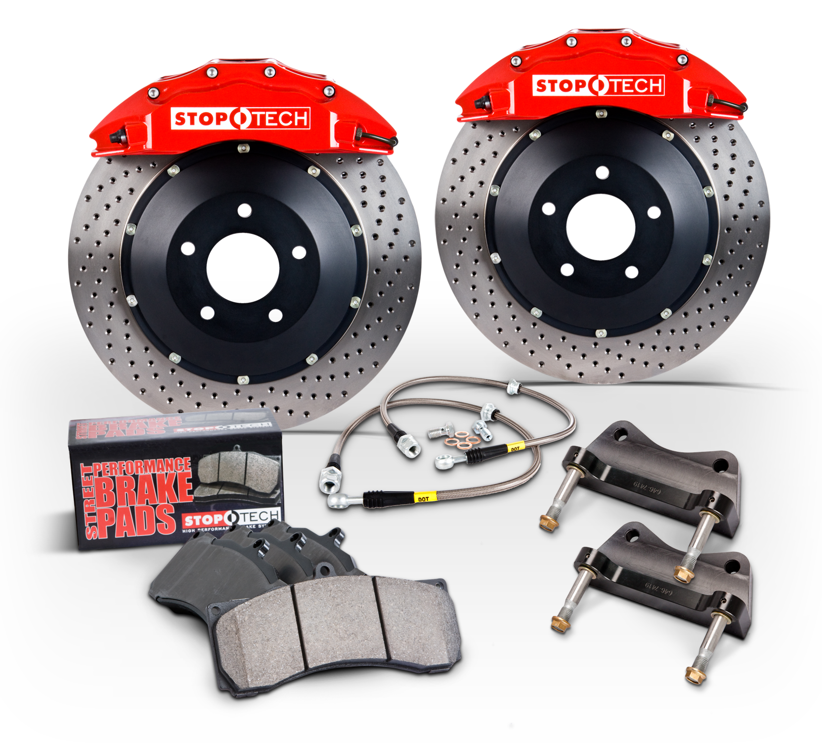 StopTech Big Brake Kits Available for Audi and VW Models