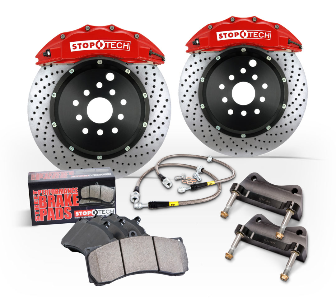 StopTech Big Brake Kits Available for BMW Models
