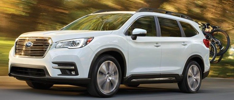 Subaru Ascent Recall