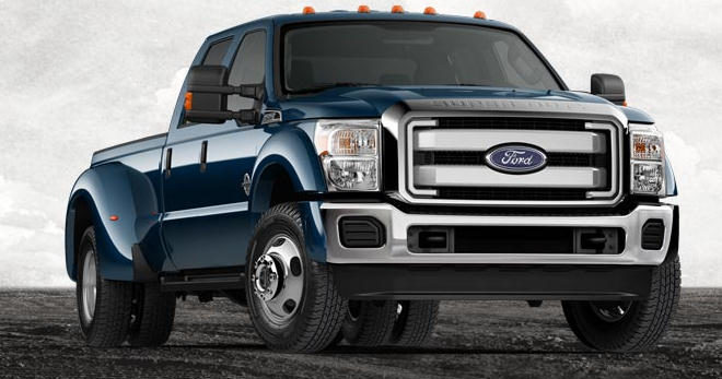 Super Duty Forced-Idle Mode