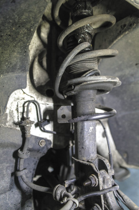 Suspension Inspection: Tips on Checking a Variety of Suspension Components