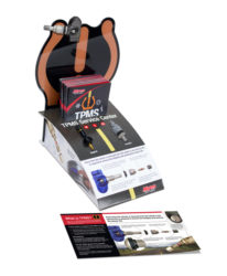 Teach consumers TPMS with Myers Tire Supply interactive kit