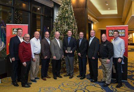 Tenneco Earns Top Supplier Honors From Auto-Wares Group
