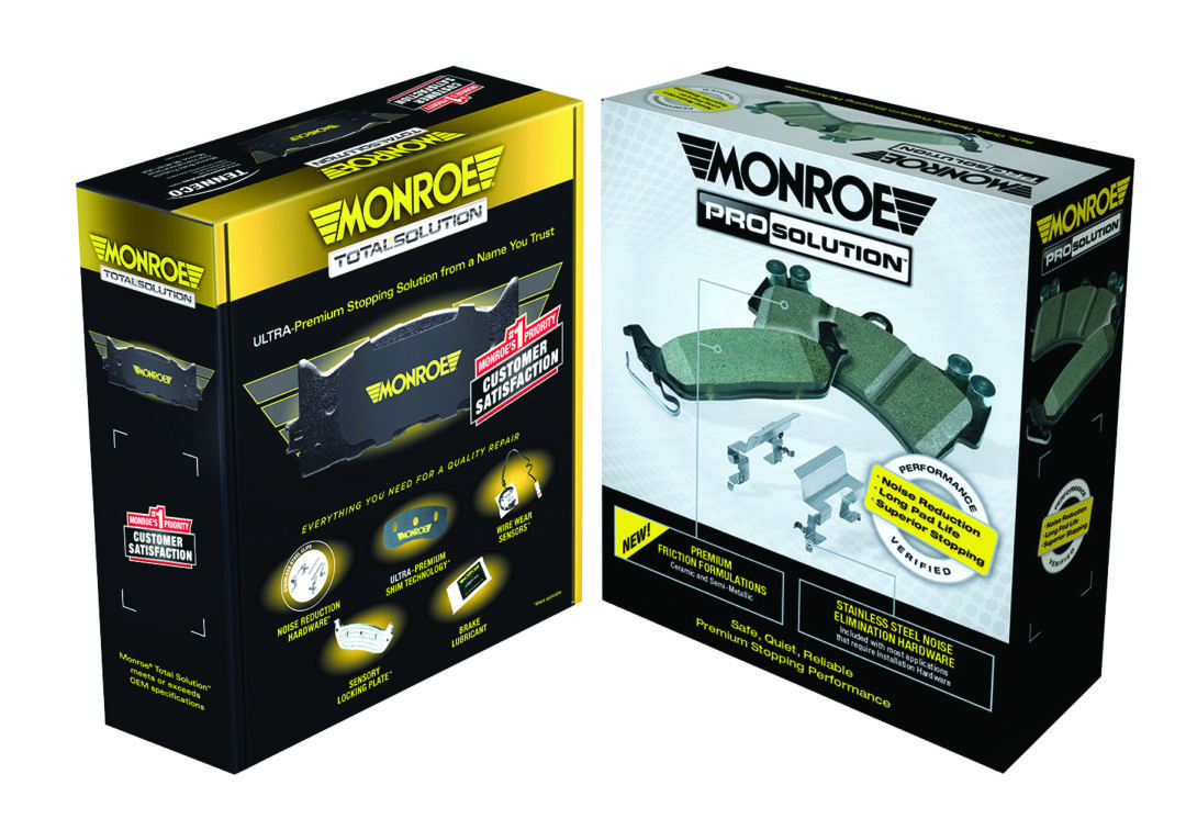Tenneco Expands Monroe Brakes Article Coverage