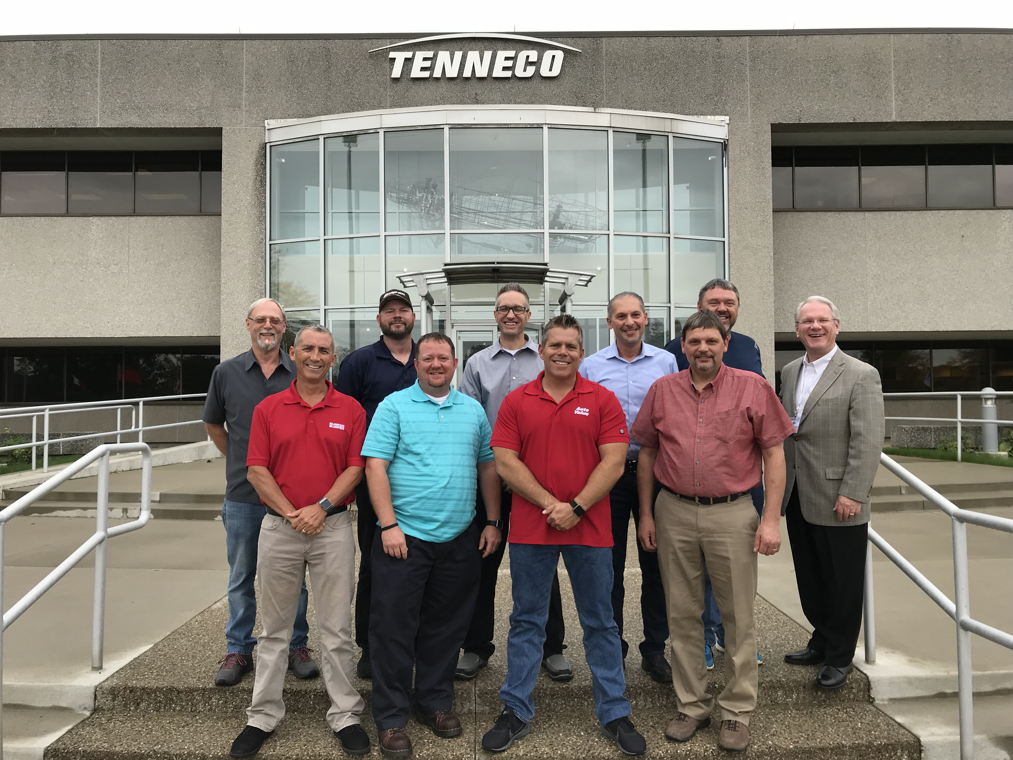Tenneco Hosts the Alliance Service Center Advisory Council in Michigan