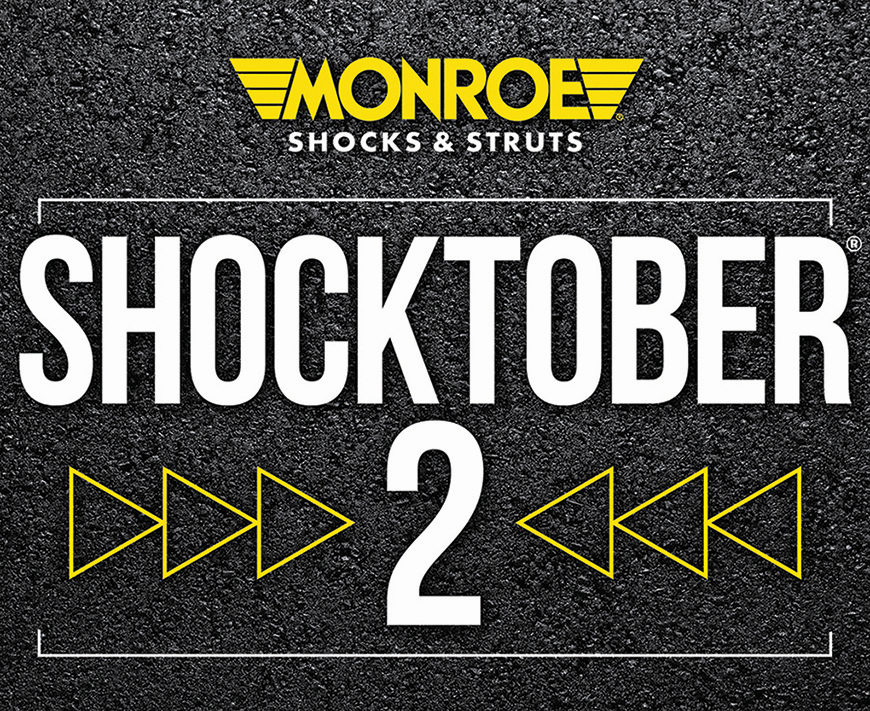 Tenneco's 'Shocktober 2' Promotion Rewards Consumers