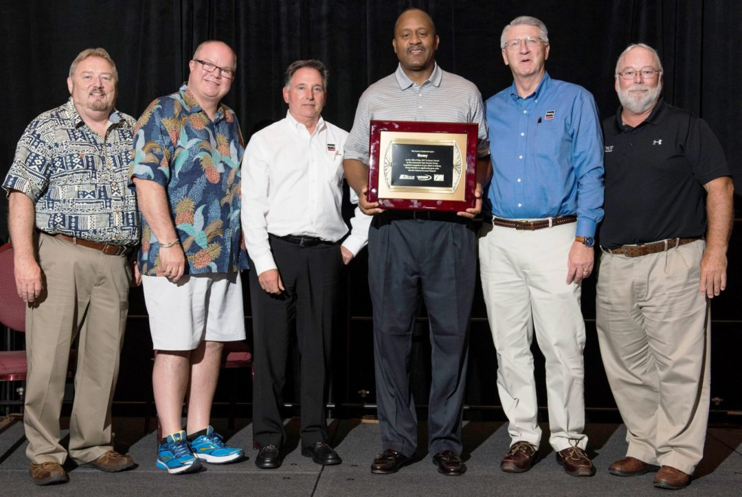 The Group Honors 3 Suppliers for Sales and Service Excellence