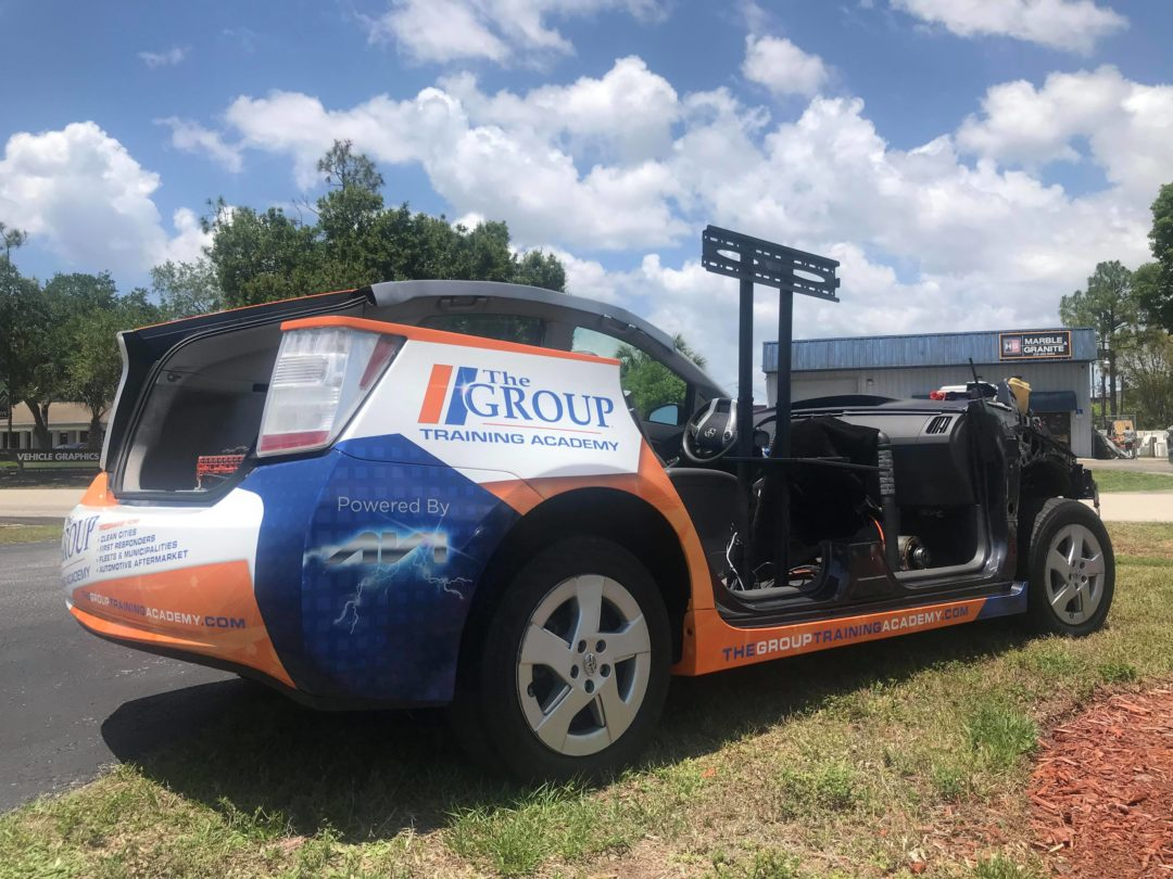 The Group Training Academy Adds Electric Vehicle Training Tools