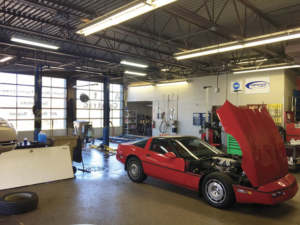 The Importance of Being Auto Centric: Repair Facility Is on a Quest for Excellence