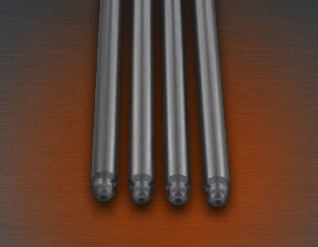Thick-wall one-piece push rods from Elgin